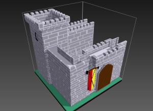 Chateau fort 2